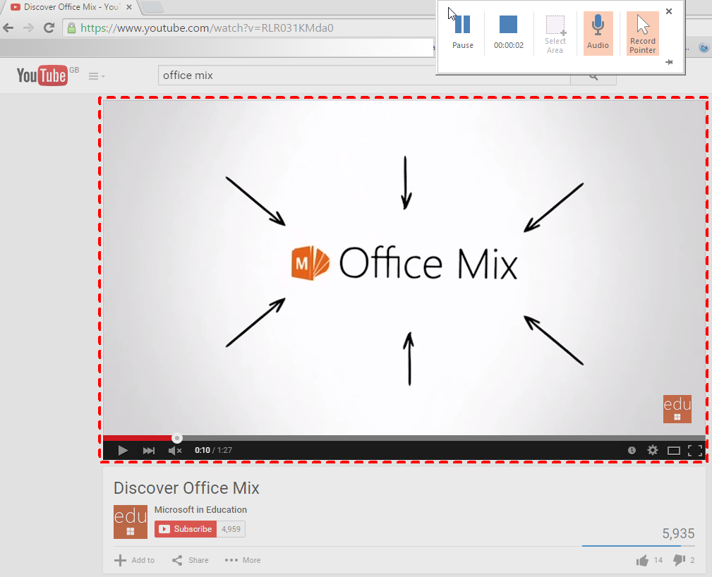 Office-Mix-Screen-Capture
