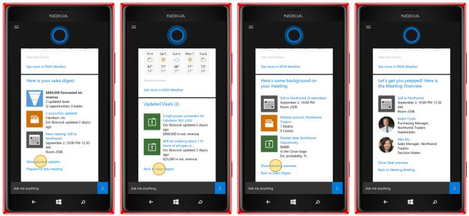 Microsoft-Dynamics-CRM-2016-Features-Cortana