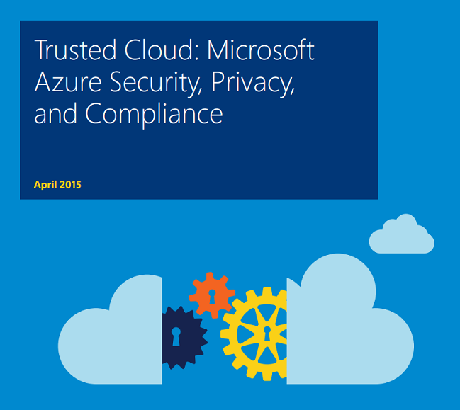 Azure Security whitepaper