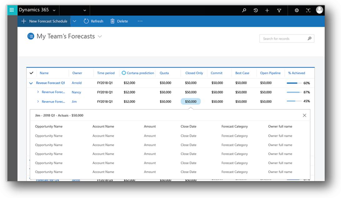 What's coming to Dynamics 365 Customer Engagement in April 2019