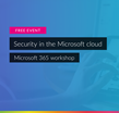 Microsoft 365 Workshop Header
